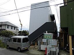 ルミエール武庫之荘[201号室]の外観