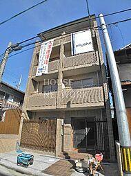京都府京都市左京区下鴨萩ケ垣内町の賃貸マンションの外観