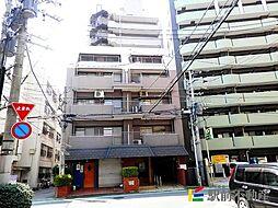 朝日プラザ赤坂II[203号室]の外観