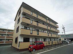 静岡県浜松市中区和合北3丁目の賃貸マンションの外観