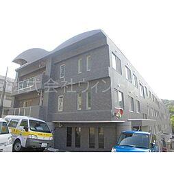 北海道札幌市中央区宮の森一条15丁目の賃貸マンションの外観