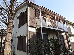 嶋根コーポ[2B号室]の外観