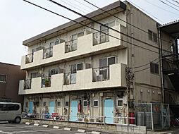嶋村コーポ[302号室]の外観