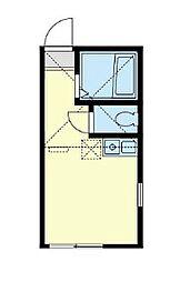 ユナイト戸部レオポルダの杜[1階]の間取り