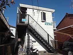 新川橋駅 2.8万円