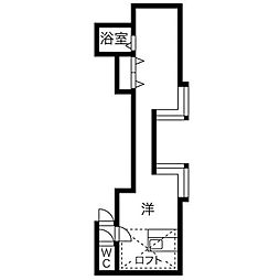 YTS41[2階]の間取り