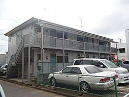 千葉県市原市五井中央東1丁目の賃貸アパートの外観