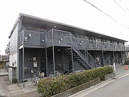 カネヨシハイツ[1-B号室]の外観