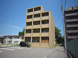 愛媛県松山市樽味1丁目の賃貸アパートの外観