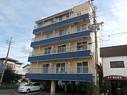 アパートメントMS[4階]の外観