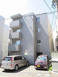 コーポげんじ菊水[2階]の外観