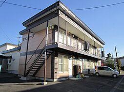 ツインハープ[2階]の外観