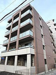 福岡県北九州市小倉北区白銀1の賃貸アパートの外観