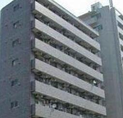 東京都新宿区下落合2丁目の賃貸マンションの外観