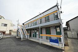 兵庫県伊丹市北伊丹7丁目の賃貸アパートの外観