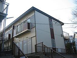ラークヒルズA棟[201号室号室]の外観