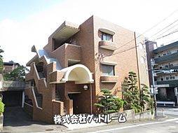 森ケ丘第五マンション[2階]の外観