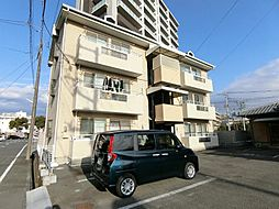 静岡県富士市永田町の賃貸アパートの外観
