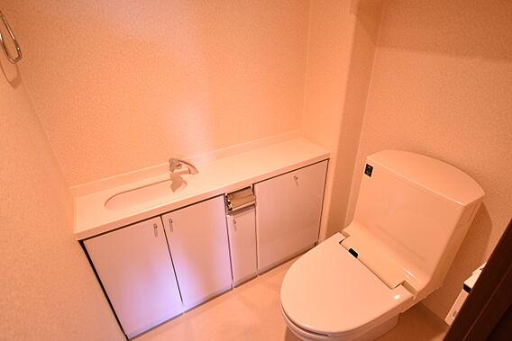 トイレ 手洗器...