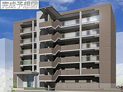 兵庫県姫路市土山1丁目の賃貸マンションの外観