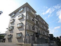 愛媛県松山市東野6丁目の賃貸マンションの外観