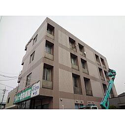 静岡県浜松市中区佐藤3丁目の賃貸マンションの外観