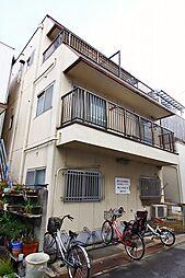住之江ハイツ[3階]の外観