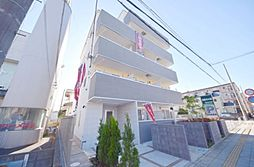 千葉県我孫子市天王台2丁目の賃貸マンションの外観