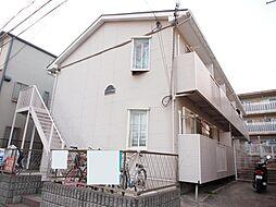 サンハイツ岡本[102号室]の外観