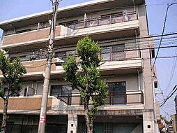 ドムール加美[3階]の外観