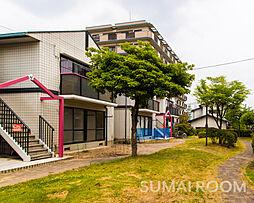 福岡県福岡市西区上山門2の賃貸アパートの外観