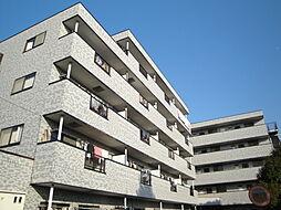 第二西武マンション[1階]の外観