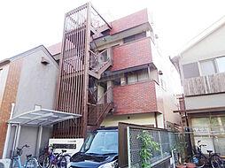 大阪府堺市堺区宿屋町東3丁の賃貸アパートの外観