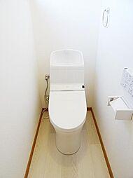 2階トイレ 新品交換済み