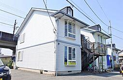 千葉県茂原市高師町3丁目の賃貸アパートの外観