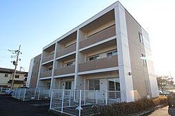 宮城県仙台市青葉区下愛子字町の賃貸マンションの外観