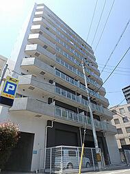 クレグラン北梅田[5階]の外観
