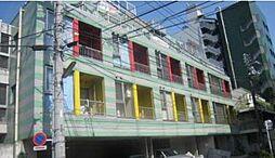 シンシア三軒茶屋Residence Cafe[2階]の外観