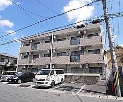 京都府京都市西京区桂下豆田町の賃貸マンションの外観