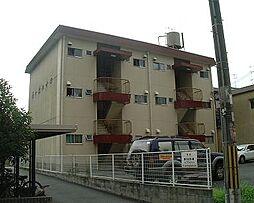 西ノ丘ハイツ[3階]の外観