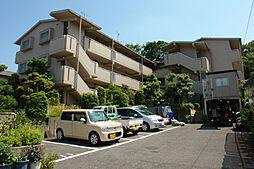 奈良県奈良市あやめ池南4丁目の賃貸マンションの外観