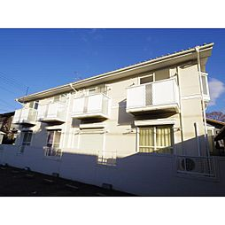 奈良県奈良市二条大路南2丁目の賃貸アパートの外観