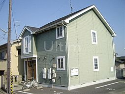 京都府京都市伏見区下鳥羽前田町の賃貸アパートの外観
