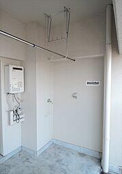 鳴門濱口ビルの洗濯機置場