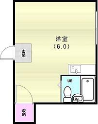西代駅 1.6万円