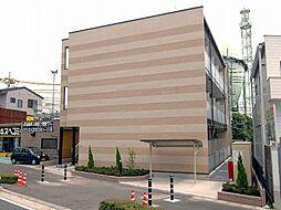 埼玉県さいたま市桜区中島2丁目の賃貸マンションの外観