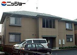 Shizuka A棟[2階]の外観