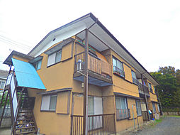 第2岡田荘[2階]の外観
