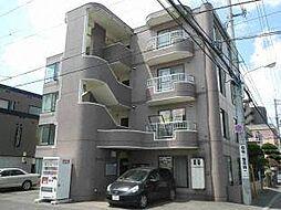 コーポラス北澤[3階]の外観