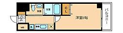 クレアドル須磨III[11階]の間取り